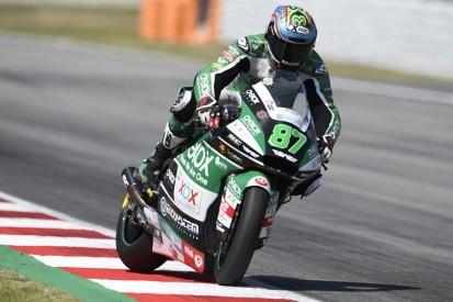 Moto2 FT3 in Assen: Deutliche Bestzeit von Remy Gardner
