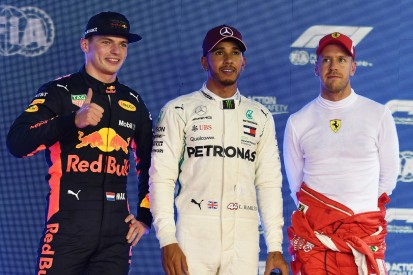 """Silly Season"": Heiße Gerüchte um Hamilton, Vettel, Verstappen"