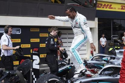 """""""Wir spielen nicht mit ihnen"""": Hamilton wehrt sich gegen Vettel-Behauptung"""