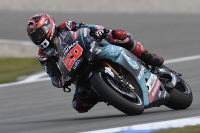 MotoGP-Qualifying in Assen: Dritte Saison-Pole für Fabio Quartararo