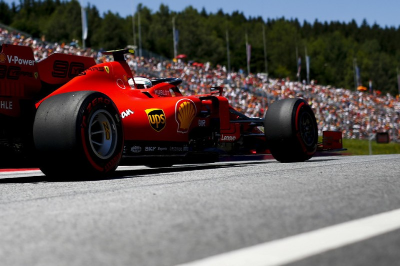 Formel-1-Qualifying Österreich: Pole Leclerc, Drama um Vettel!