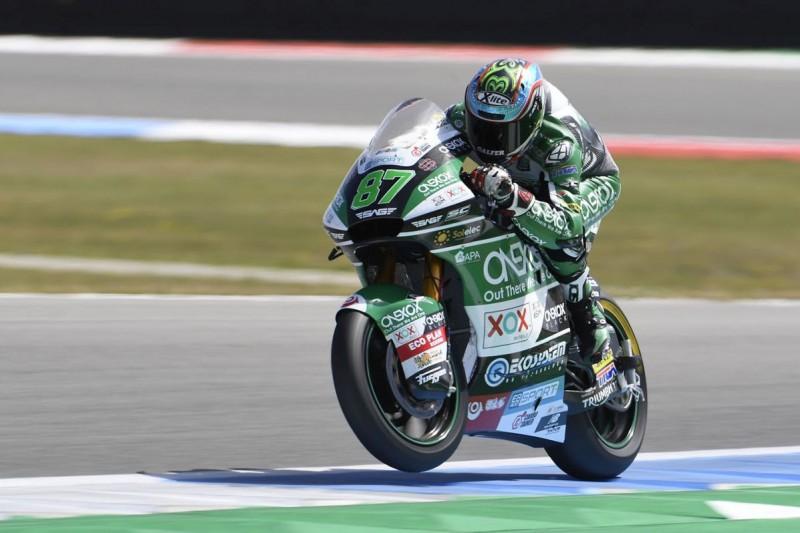 Moto2-Qualifying in Assen: Premieren-Pole für Remy Gardner
