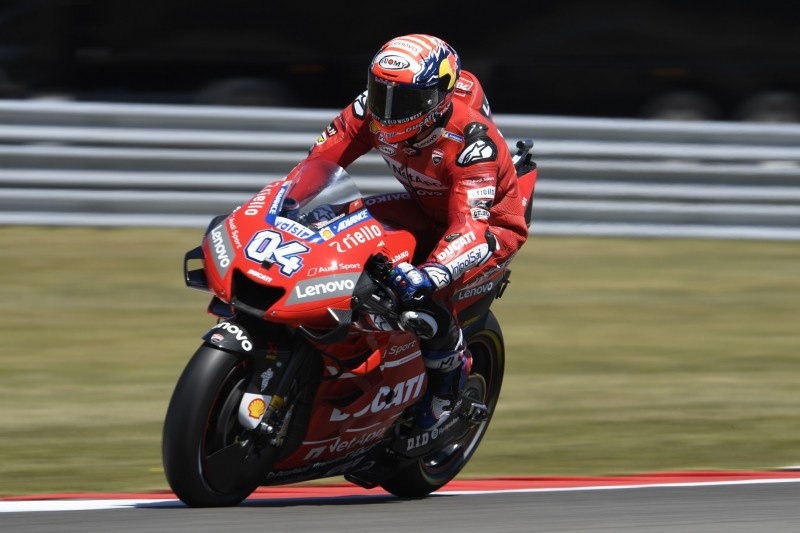 Rätsel bei Ducati: Hohe Asphalttemperatur führt zu Problemen