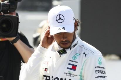 Strafe für Räikkönen-Block: Lewis Hamilton muss drei Plätze nach hinten