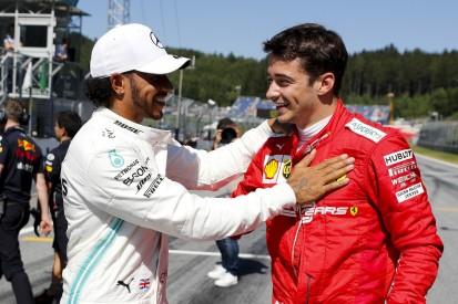 """Leclerc endlich mit dem Ferrari im Reinen: """"Auto fühlte sich fantastisch an"""""""