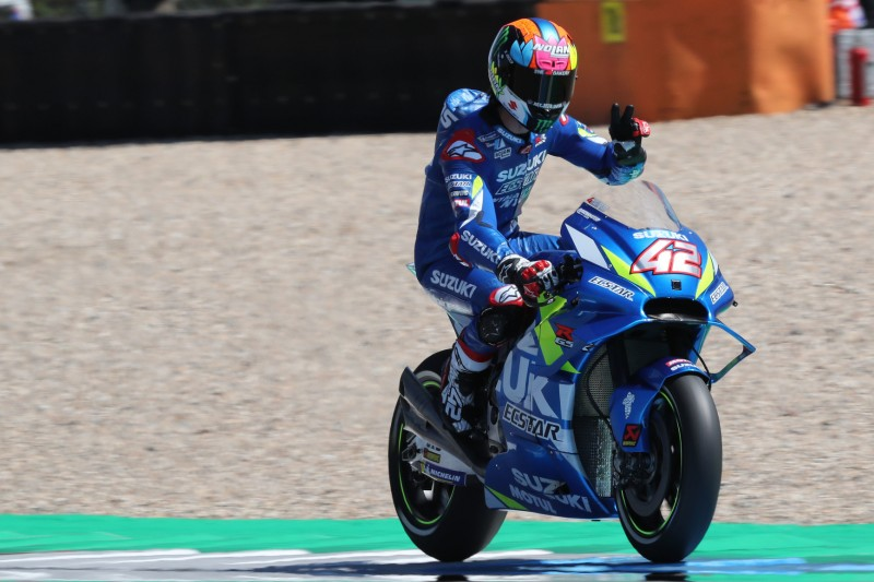 Assen: Suzuki jubelt über bestes Qualifying 2019