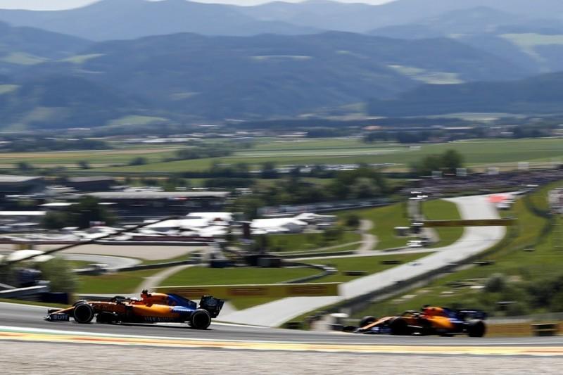 Carlos Sainz opfert sich: Lando Norris ins Q3 gezogen