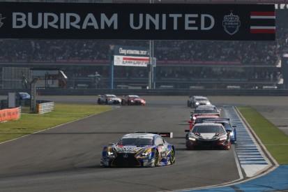 SUPER GT exklusiv im Livestream: Das Rennen in Buriram