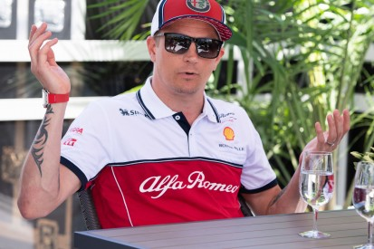 """Räikkönen erklärt Mittelfinger-Geste an Hamilton: """"Habe auf Flugzeuge gezeigt"""""""