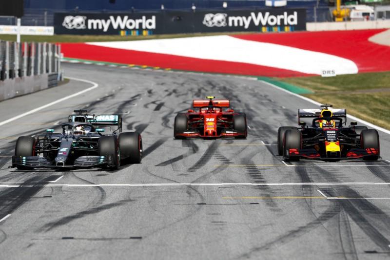 """Toto Wolff: Ferrari-Strategie mit Soft-Reifen ist """"riskant"""""""