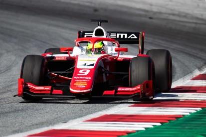 Formel 2 in Spielberg: Schumacher scheitert knapp am Podium