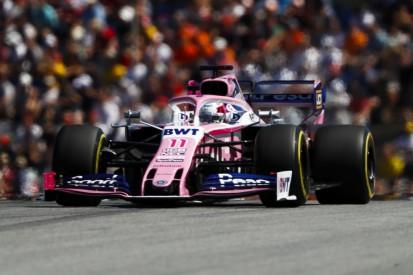Trotz Q1-Aus: Sergio Perez sieht Licht am Ende des Tunnels