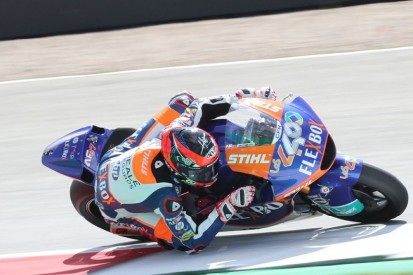Moto2 in Assen: Crash Baldassarri und Marquez, Sieg für Fernandez