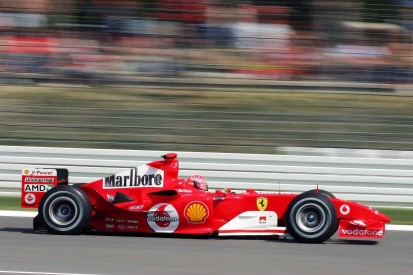 Formel 1 Hockenheim: Mick Schumacher fährt den Ferrari F2004!