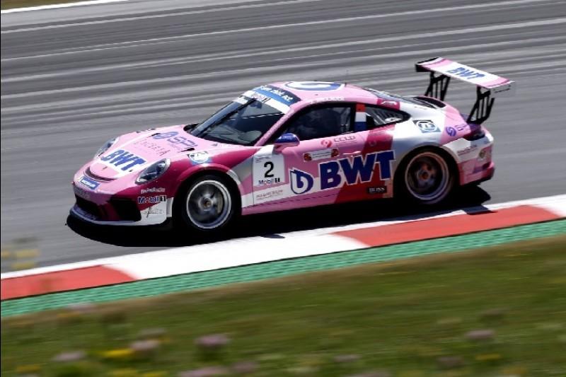 Porsche Supercup Spieberg 2019: Julien Andlauer auf Pole-Position