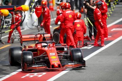 Verkorkster Stopp und späte Reaktion: Was Vettel das Podium kostete