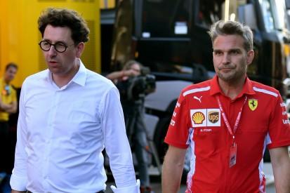 """Entscheidung """"falsch"""", aber: Ferrari legt keinen Protest ein"""