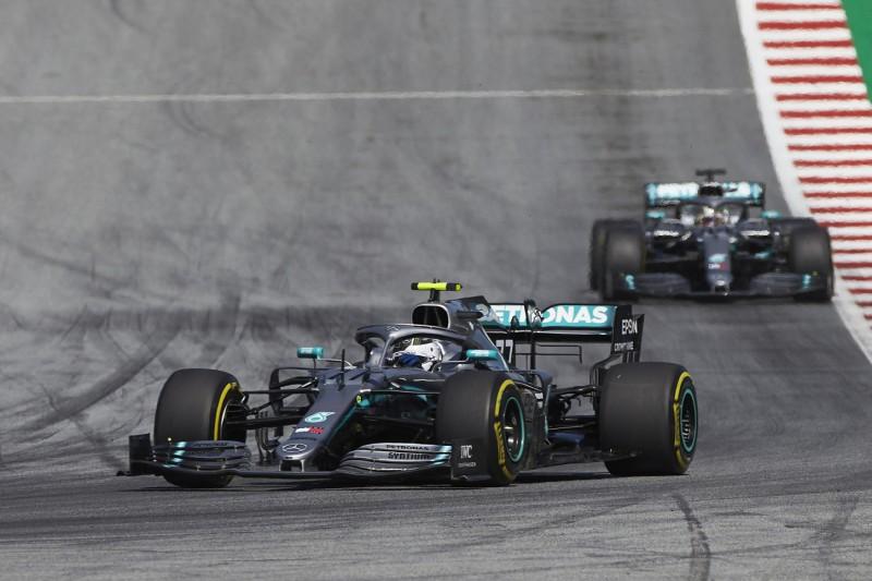 """Mercedes abgeschlagen: """"Unsere Achillesferse ist die Kühlung"""""""