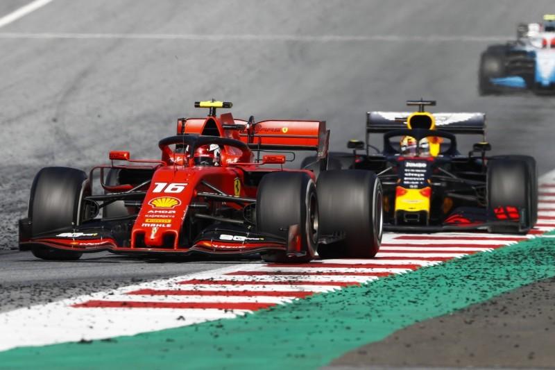 Ferrari verteidigt Strategie: Start auf weichen Reifen war nicht falsch