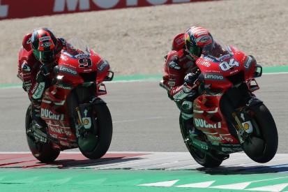 "Mit ""Handbremse"" hinter Dovizioso: Petruccis ""seltsame"" Situation bei Ducati"