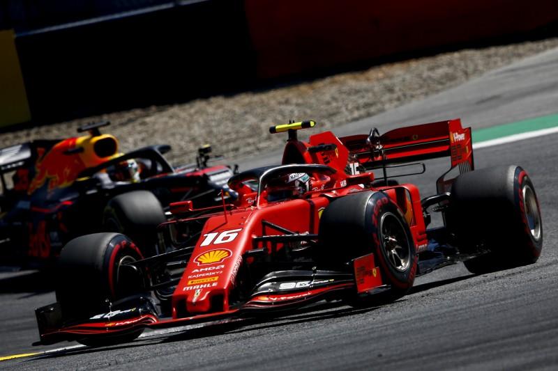 Rosberg: Verstappen hat Leclerc absichtlich abgedrängt