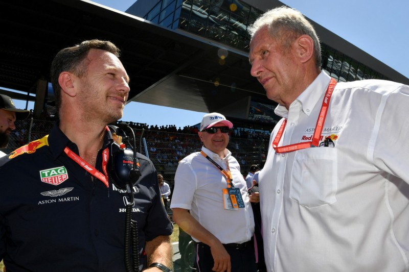 Helmut Marko bleibt bei seiner Ansage: Fünf Red-Bull-Siege 2019!