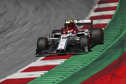 Beide Alfa Romeo in den Top 10: Giovinazzi jubelt über ersten Punkt