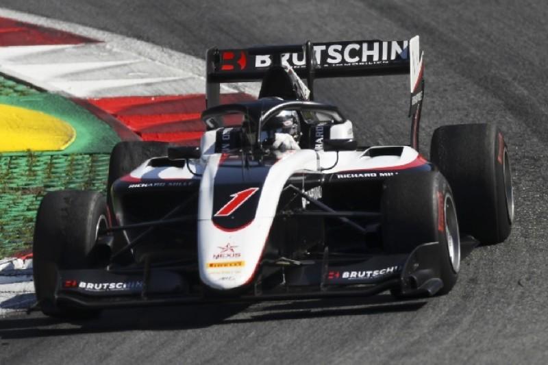 Physiotherapeuten spielen Mechaniker: Kuriose Strafen für Formel-3-Team ART
