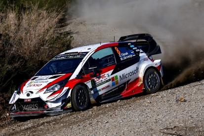 Hochkarätiger Testlauf: Alle vier WRC-Werksteams bei der Rallye Estland