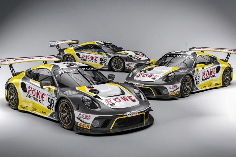 24h Spa-Francorchamps: Porsche setzt fünf Autos mit Werksfahrern ein