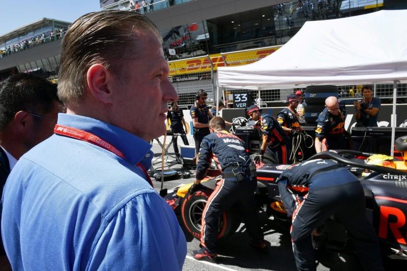 Jos Verstappen: FIA-Entscheidung für die Formel 1 wichtiger als für Max