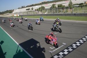Neue MotoE mit Elektromotorrädern: Infos zur Premiere auf dem Sachsenring
