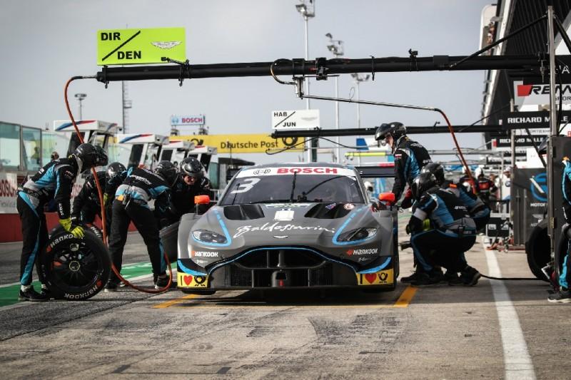 Trotz eingefrorenem DTM-Reglement: Darf Aston Martin nachbessern?