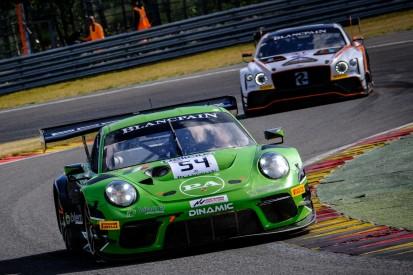 Vortest 24h Spa: Dinamic-Porsche mit Bestzeit