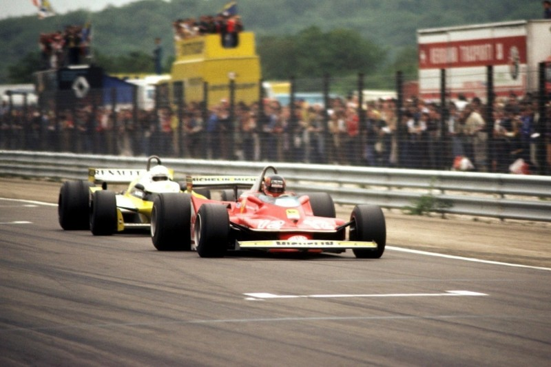 Rene Arnoux über Formel-1-Strafen: Wir wären im Gefängnis gelandet!