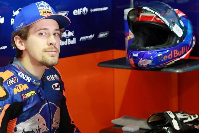 Kein Start am Sachsenring: Philipp Öttl muss Heimrennen auslassen