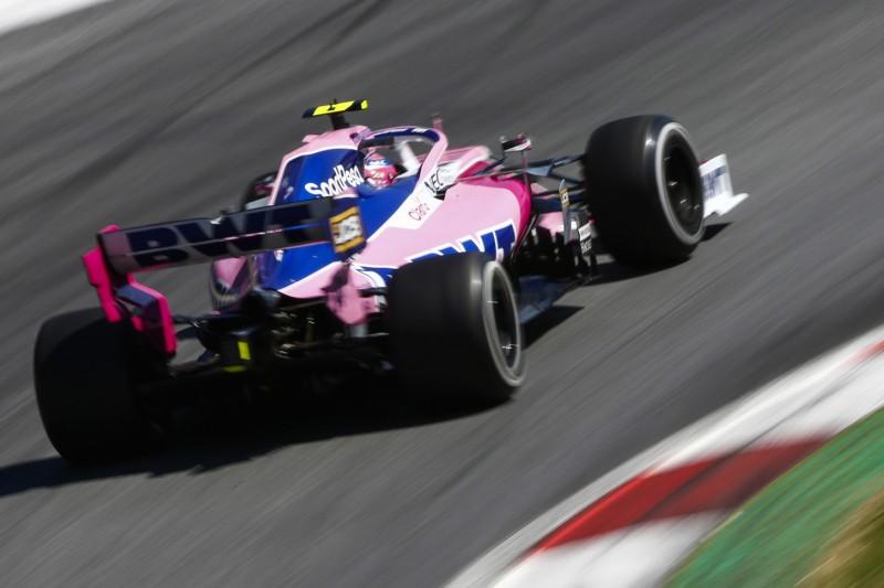 Racing Point will mit Updates Alfa Romeo schlagen