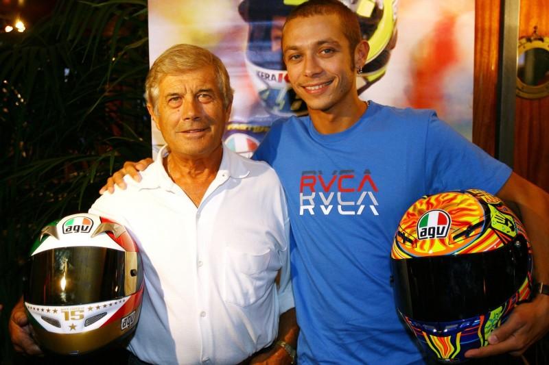 """Giacomo Agostini: """"Die Jahre verstreichen für alle, auch für Rossi"""""""