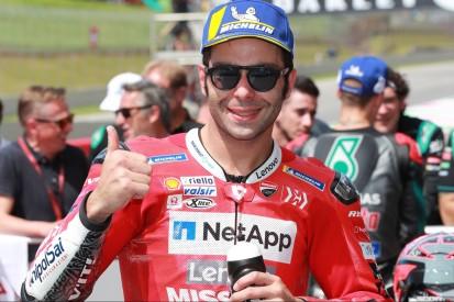 Offiziell bestätigt: Danilo Petrucci bleibt 2020 im Ducati-Werksteam