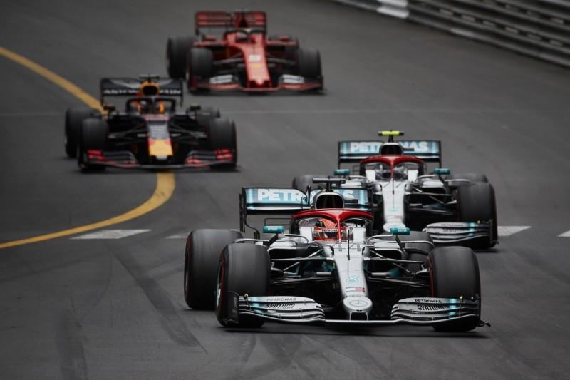 Honda-Chef: Starke Mercedes-Form verhinderte besseren Saisonstart