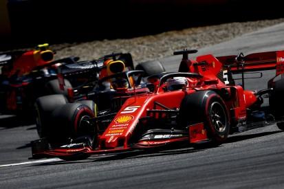 Sebastian Vettel: Boxenfunk könnte man abschalten, wenn ...