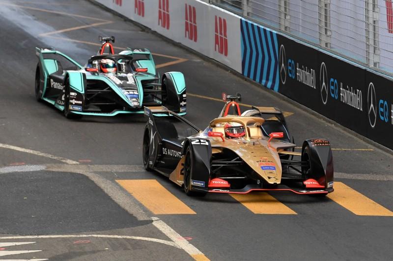 Formel-E-Fahrer plädieren für fixe Rundenanzahl