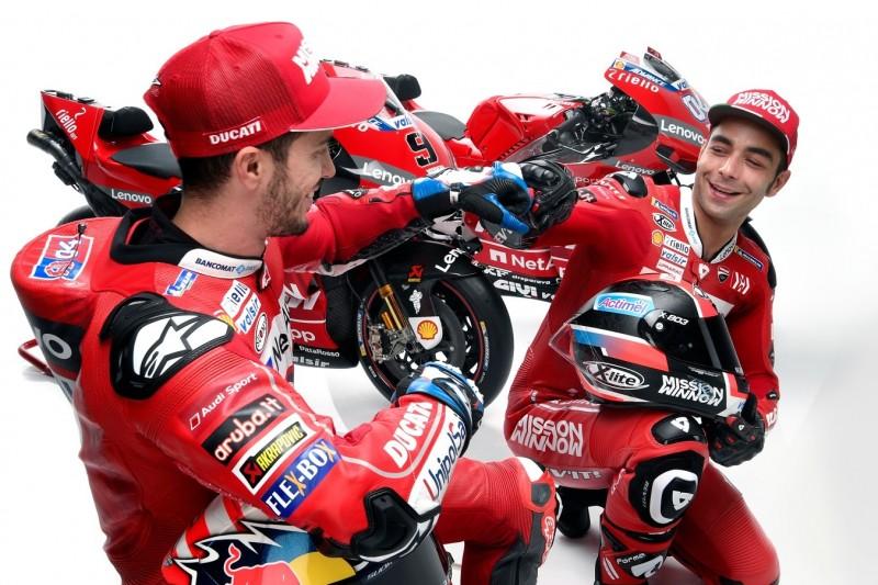"""Petruccis Ducati-Vertrag 2020: """"Nächstes Jahr eine große Chance"""""""