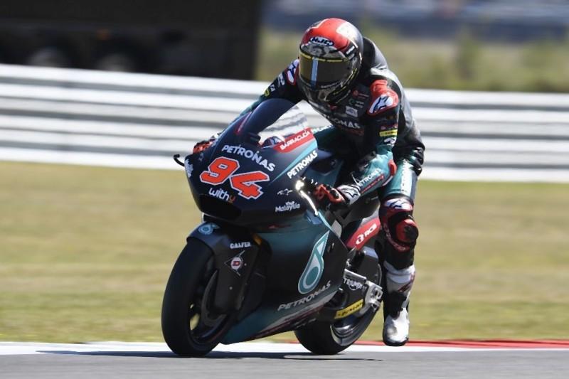 Moto2 FT1 am Sachsenring: Folger und Schrötter auf den ersten beiden Plätzen