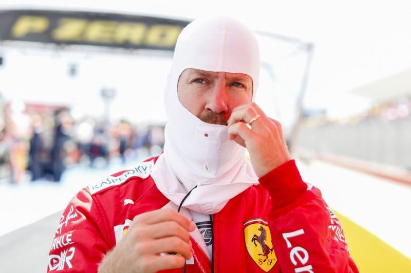 """Sebastian Vettel stellt klar: """"Ich liebe das Rennfahren"""""""
