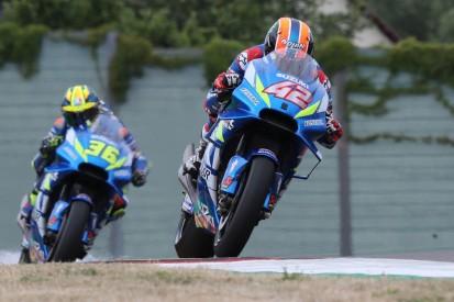 """Sachsenring: Suzuki will """"an Assen anknüpfen, bis auf ..."""""""