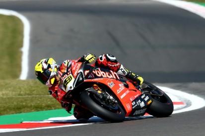 WSBK Donington: Ducati mit Problemen, Alvaro Bautista nur Sechster