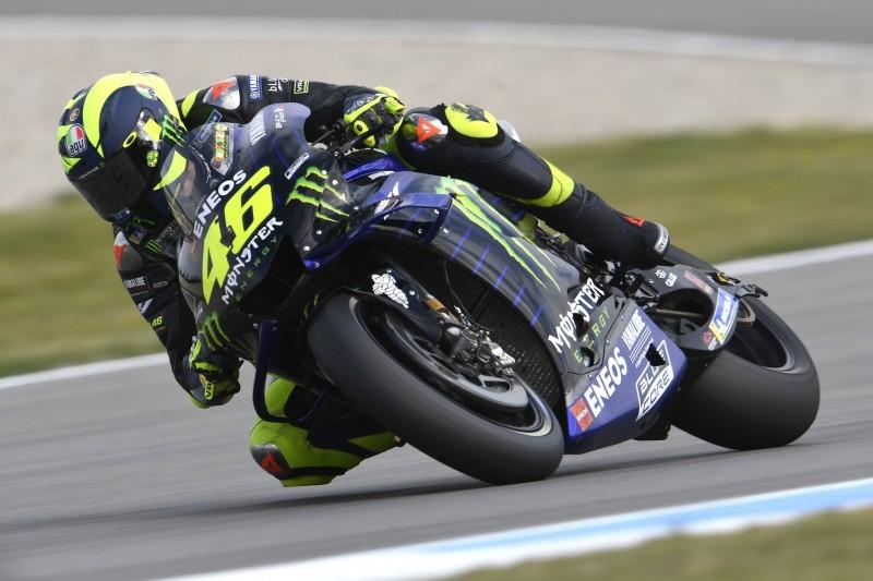 MotoGP FT3 am Sachsenring: Rossi und Dovizioso nicht in den Top 10
