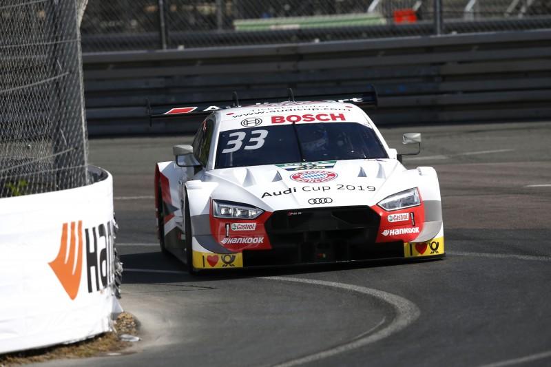 DTM Norisring 2019: Rene Rast beendet Norisring-Fluch!