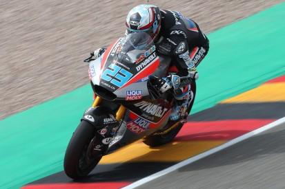 Moto2-Qualifying: Marcel Schrötter startet am Sachsenring aus Reihe 1